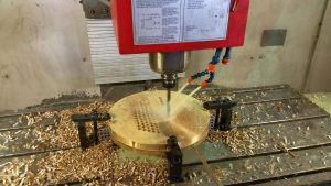 CNC Manufacturing of new Tube Seats