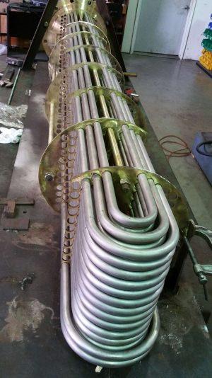 New Rolled Titanium Tubes