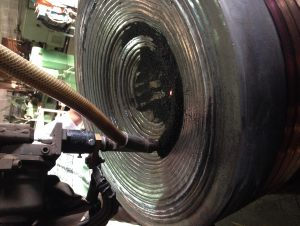 Welding-combustion-areas-piston-crown