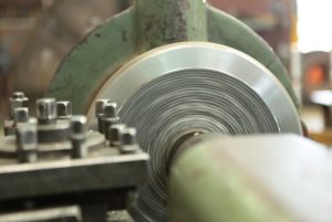 MACHINING-OF-VALVE-SPINDLE-AFTER-FULL-ROBOTIC-WELDING